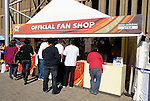 18 JUN 2010: Souvenir shop on the concourse. The Slovenia National Team played the United States National Team to a 2-2 at Ellis Park Stadium in Johannesburg, South Africa in a 2010 FIFA World Cup Group C match.