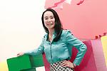 Japanese film director Naomi Kawase during the 60th Seminci. October 25,2015.(ALTERPHOTOS/Acero)