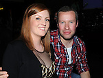 Emma Louise Brennan and Sean Neilon pictured at the Console fundraiser in McHugh's. Photo: Colin Bell/pressphotos.ie