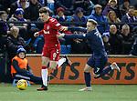 12.02.2020 Kilmarnock v Rangers: Ryan Jack escapes from Rory McKenzie