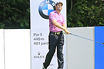 Overnight leader Bradley Dredge tees off on the 6th tee during Day 3 of The BMW International Open Munich at Eichenried Golf Club, 26th June 2010 (Photo by Eoin Clarke/GOLFFILE).