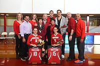 UHart Volleyball vs. Binghamton 11/1/2015