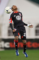 James Riley.  D.C. United defeated Real Salt Lake, 1-0, at RFK Stadium.