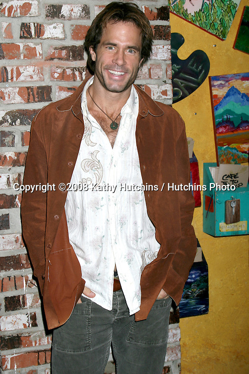 """Shawn Christian  at the """"Day of Days""""  Days of our Lives Event at City Walk at Universal Studios in Los Angeles, CA on .November 1, 2008.©2008 Kathy Hutchins / Hutchins Photo...                . ."""