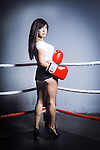 Letty boxing