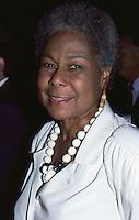 Rachel Robinson Mrs. Jackie Robinson 1987<br /> by Jonathan Green