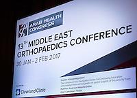 Johns Hopkins Medicine International - Arab Health 2017