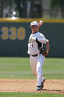 June 5, 2010: Jimmy Rider of Kent State during NCAA Regional game against UC Irvine at Jackie Robinson Stadium in Los Angeles,CA.  Photo by Larry Goren/Four Seam Images