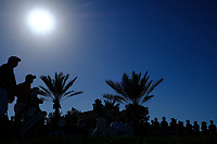 Jack Singh Brar (ENG) on the 18th tee during the 3rd round of the Abu Dhabi HSBC Championship, Abu Dhabi Golf Club, Abu Dhabi,  United Arab Emirates. 18/01/2020<br /> Picture: Fran Caffrey | Golffile<br /> <br /> <br /> All photo usage must carry mandatory copyright credit (© Golffile | Fran Caffrey)