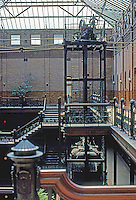 Los Angeles: Bradbury Building. Photo '78.