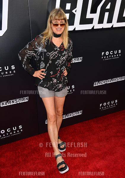 """Catherine Hardwicke at the Los Angeles premiere of """"BlacKkKlansman"""" at the Academy's Samuel Goldwyn Theatre, Beverly Hills, USA 08 Aug. 2018<br /> Picture: Paul Smith/Featureflash/SilverHub 0208 004 5359 sales@silverhubmedia.com"""