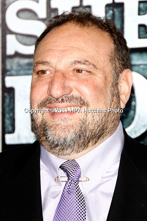 """LOS ANGELES - DEC 6:  Joel Silver at the """"Sherlock Holmes: A Game Of Shadows""""  Premiere at the Village Theater on December 6, 2011 in Westwood, CA"""