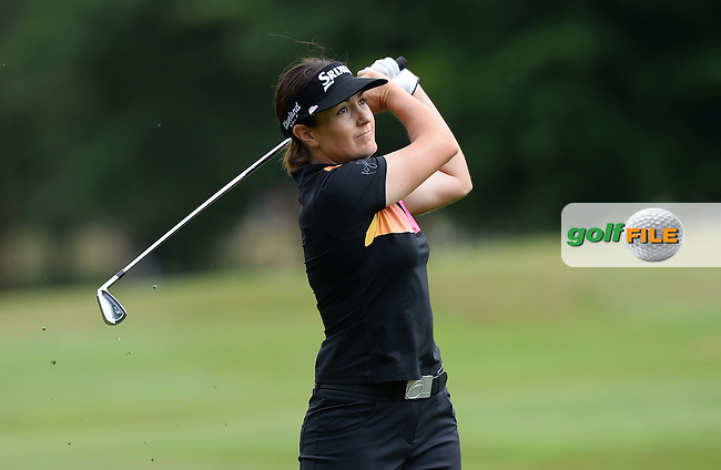 Rebecca Artis of Australia during the Final Round of The ISPS Handa Ladies European Masters at The Buckinghamshire Golf Club, Denham, England. Picture: Golffile | Richard Martin-Roberts<br /> All photo usage must carry mandatory copyright credit (&copy; Golffile | Richard Martin- Roberts)