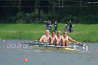 Amsterdam, NETHERLANDS, GBR BM4X,  2011 FISA U23 World Rowing Championships, Wednesday, 20/07/2011 [Mandatory credit:  Intersport Images]