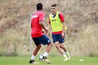 Getafe CF's Emiliano Velazquez during training session. August 1,2017.(ALTERPHOTOS/Acero) /NortePhoto.com