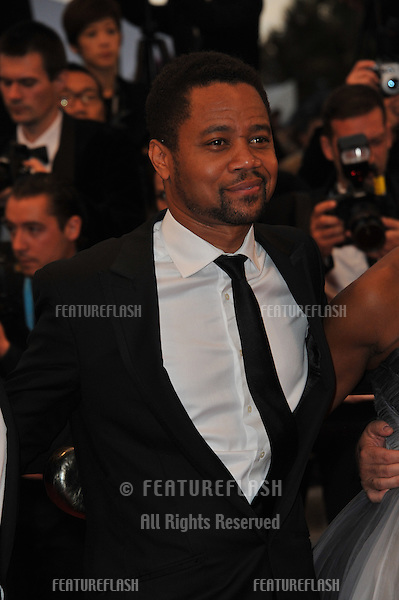 """Cuba Gooding Jr. at the gala screening of """"Cosmopolis"""" in competition at the 65th Festival de Cannes..May 25, 2012  Cannes, France.Picture: Paul Smith / Featureflash"""