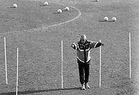 gennaio 1995 allenamento Alessandro Del Piero, juventus