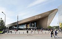 Nederland Rotterdam 2016 . Centraal Station. Foto Berlinda van Dam / Hollandse Hoogte