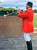 Bugler at Delaware Park on 9/12/15
