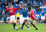 St Johnstone Academy v Manchester Utd Academy&hellip;.06.05.16  McDiarmid Park, Perth<br />