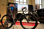 Wittson Cycles stand at Bespoked 2018 UK handmade bicycle show held at Brunel's Old Station & Engine Shed, Bristol, England. 21st April 2018.<br /> Picture: Eoin Clarke | Cyclefile<br /> <br /> <br /> All photos usage must carry mandatory copyright credit (© Cyclefile | Eoin Clarke)