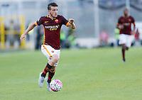 Alessandro Fiorenzi durante l'incontro di calcio di Serie A   Frosinone - Roma   allo  Stadio Matusa di   di Frosinone ,12  Settembre 2015