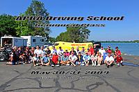30-31 May, 2009 Eastwood Park Lake, Dauton, Ohio USA  APBA Driving School & Testing..©F. Peirce Williams 2009 USA.F.Peirce Williams.photography.ref: RAW (.NEF) File Available