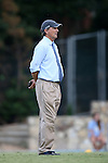 19 August 2016: UNC head coach Anson Dorrance. The University of North Carolina Tar Heels hosted the University of Central Florida Knights in a 2016 NCAA Division I Women's Soccer match. UNC won the game 2-0