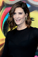 "LOS ANGELES - FEB 2:  Cobie Smulders at ""The Lego Movie 2: The Second Part"" Premiere at the Village Theater on February 2, 2019 in Westwood, CA"