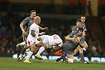 Dove Men Series 2013<br /> Wales v Tonga<br /> Millennium Stadium - Cardiff<br /> 22.11.13<br /> ©Steve Pope-SPORTINGWALES