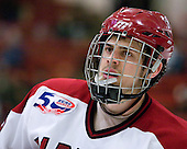 Alex Killorn (Harvard - 19) leads the Crimson with 17 points including 1 goal, 2 assists in the Colgate game. - The Harvard University Crimson defeated the visiting Colgate University Raiders 6-2 (2 EN) on Friday, January 28, 2011, at Bright Hockey Center in Cambridge, Massachusetts.