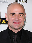 Andre Agassi at G'Day USA LA Black Tie Gala held at The Hollywood Palladium in Hollywood, California on January 22,2011                                                                               © 2010 Hollywood Press Agency