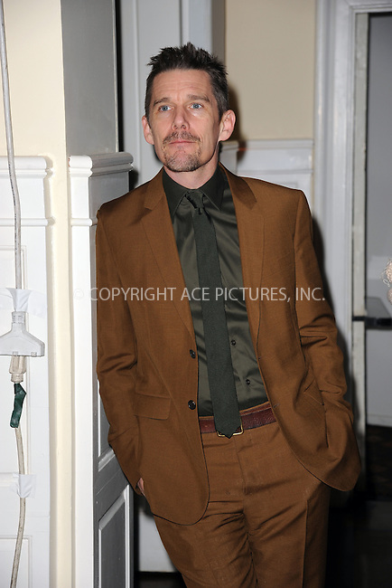 WWW.ACEPIXS.COM<br /> January 20, 2015 New York City<br /> <br /> Ethan Hawke attending the Museum of The Moving Image honors Julianne Moore at 583 Park Avenue on January 20, 2015 in New York City.<br /> <br /> Please byline: Kristin Callahan/AcePictures<br /> <br /> ACEPIXS.COM<br /> <br /> Tel: (212) 243 8787 or (646) 769 0430<br /> e-mail: info@acepixs.com<br /> web: http://www.acepixs.com