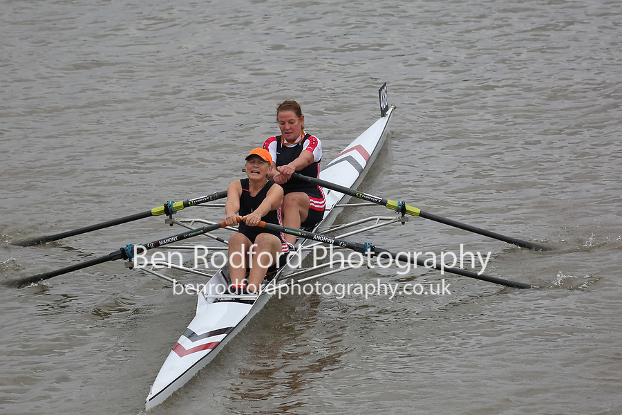 Crew: 486   MAA-MAHONY    Mortlake Anglian &amp; Alpha Boat Club    W MasD/E 2x Club <br /> <br /> Pairs Head 2017<br /> <br /> To purchase this photo, or to see pricing information for Prints and Downloads, click the blue 'Add to Cart' button at the top-right of the page.