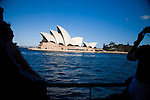 Ferry service in Sydney's Inner Harbor leaves frequently from the transport hub of the Circular Quay and services many of the outlying suburbs and tourist attractions such as the Taronga Zoo and Luna Park.