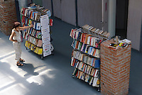 Spazio scambio libri. Cascina Roccafranca. Torino