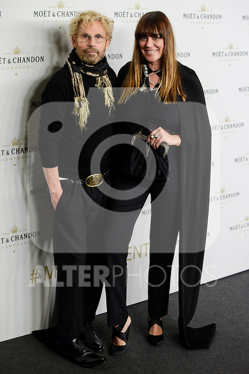 "Maine attends to the Moet & Chandom party ""New Year's Eve"" at Florida Retiro in Madrid, Spain. November 29, 2016. (ALTERPHOTOS/BorjaB.Hojas)"