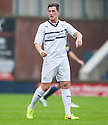 Raith Rovers' Ross Perry makes his debut.