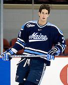 Simon Danis-Pepin (Maine - 79) - The Boston University Terriers defeated the University of Maine Black Bears 1-0 (OT) on Saturday, February 16, 2008 at Agganis Arena in Boston, Massachusetts.