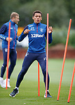 30.08.2019 Rangers training: James Tavernier