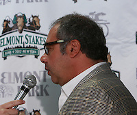 Post position draw for Belmont Stakes contenders