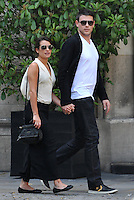 Cory Monteith found dead : his latest vacation in Paris with Lea Michele - EXCLUSIVE