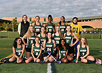 9-14-17, Huron High School junior varsity field hockey team