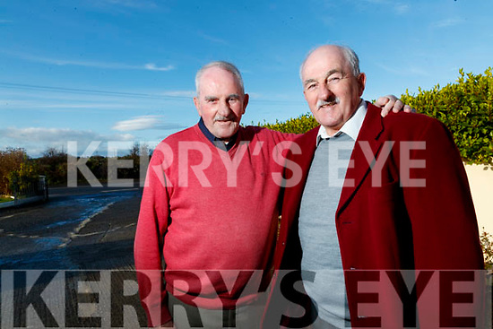 Ardfert twins Frank and Joe Wallace.