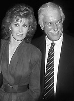 Stephanie Powers Dick Van Dyke 1990<br /> Photo By John Barrett/PHOTOlink.net