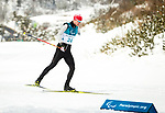 PyeongChang 9/3/2018 - Mark Arendz, of Hartsville, PEI, during a biathlon/cross country training session at the Alpensia Biathlon Centre during the 2018 Winter Paralympic Games in Pyeongchang, Korea. Photo: Dave Holland/Canadian Paralympic Committee