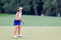 Haylee Harford (USA) during the final  round at the Augusta National Womans Amateur 2019, Augusta National, Augusta, Georgia, USA. 06/04/2019.<br /> Picture Fran Caffrey / Golffile.ie<br /> <br /> All photo usage must carry mandatory copyright credit (© Golffile | Fran Caffrey)