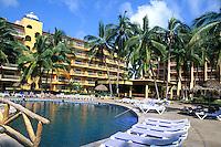 Luxury resort Villas de Palmar in Puerto Vallarta Mexico.