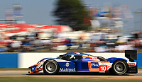 The #10 Peugeot 908 of Nicolas Lapierre, Loic Duval and Olivier Panis races to victory in the 12 Hours of Sebring, Sebring International Raceway, Sebring, FL, March 19, 2011.  (Photo by Brian Cleary/www.bcpix.com)