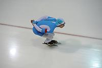 SCHAATSEN: GRONINGEN: Sportcentrum Kardinge, 02-02-2013, Seizoen 2012-2013, Gruno Bokaal, Renz Rotteveel, ©foto Martin de Jong